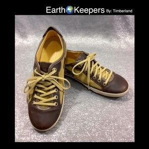 Earth🌍Keepers By Timberland Brown Sneakers 7.5